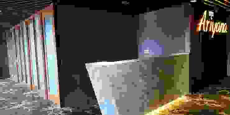 Văn phòng Ariyana Phòng học/văn phòng phong cách hiện đại bởi PGdecor Hiện đại