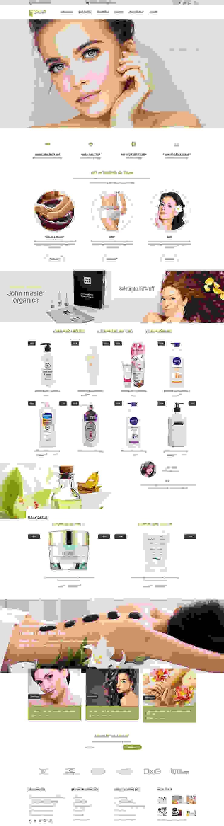Mẩu website bán hàng mẩu 001 bởi CÔNG TY TNHH CÔNG NGHỆ OPTECH