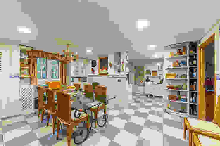 Cocina Conde Orgaz de Bernadó Luxury Houses Colonial