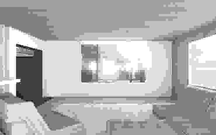 DFG Architetti Associati Salle multimédia moderne