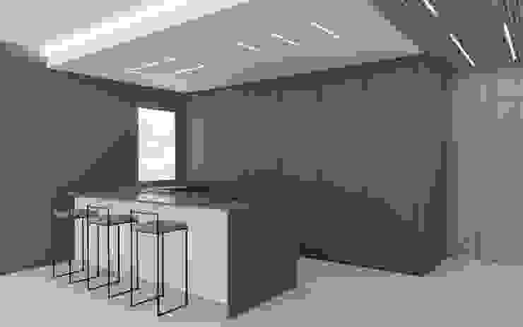 DFG Architetti Associati Cuisine moderne