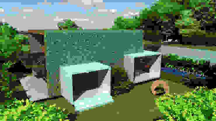 Casa de Campo DEC Viviane Cunha Arquitetura Casas de campo