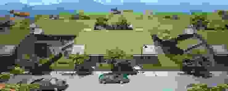 Condominio Social Sustentável Viviane Cunha Arquitetura Casas unifamilares