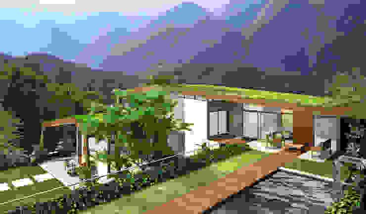 Viviane Cunha Arquitetura Modern houses