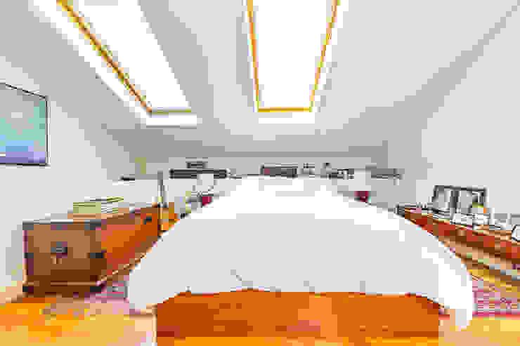 Dormitorio Bernabéu - Hispanoamérica Dormitorios clásicos de Bernadó Luxury Houses Clásico