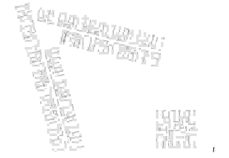 Planta piso de ARQUIJOVEN SLP Minimalista
