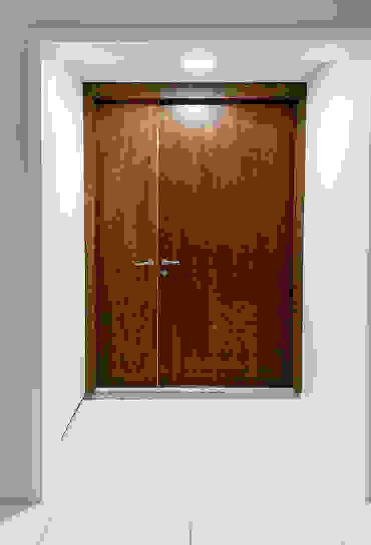 주식회사 착한공간연구소 現代風玄關、走廊與階梯