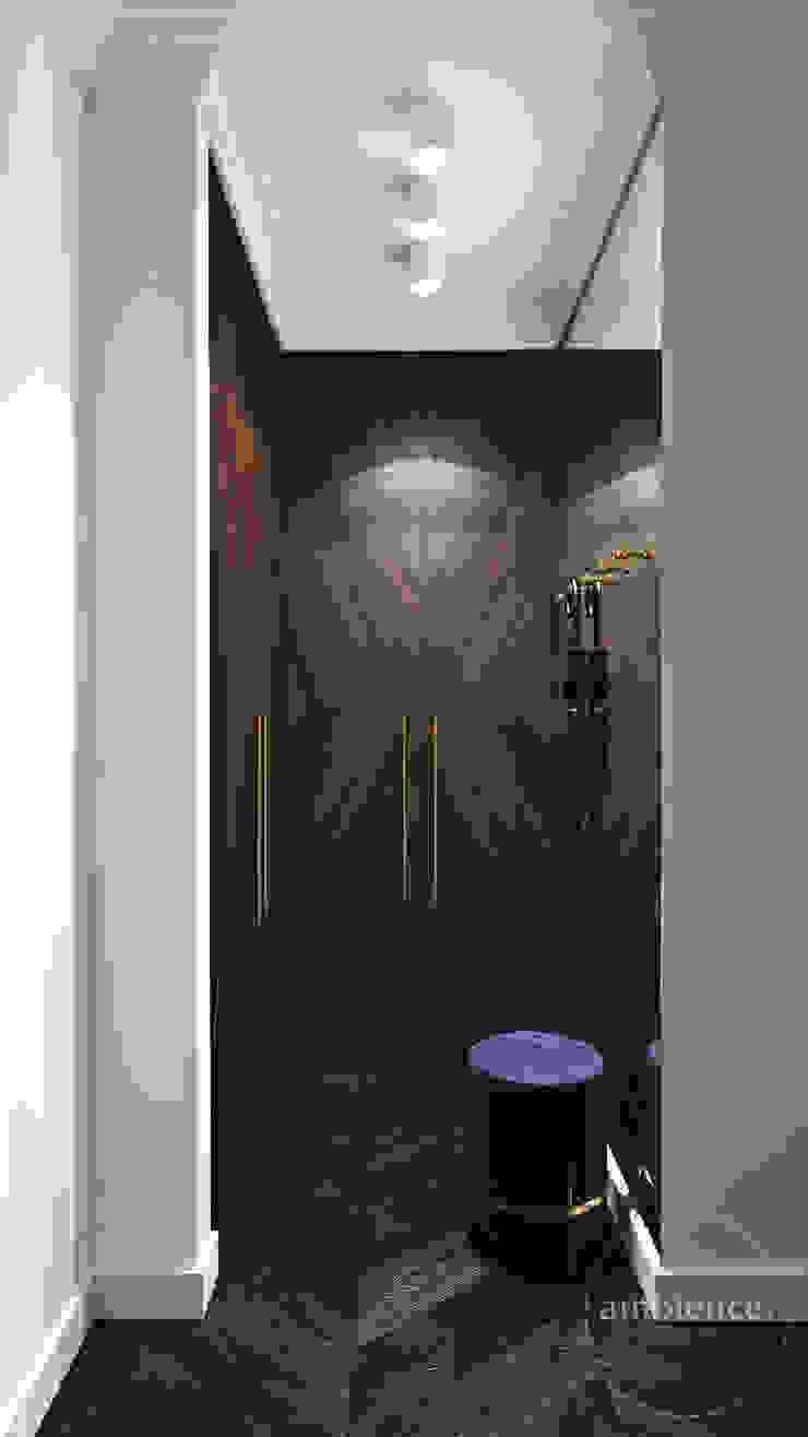 Hall. Ambience. Interior Design Nowoczesny korytarz, przedpokój i schody od Ambience. Interior Design Nowoczesny