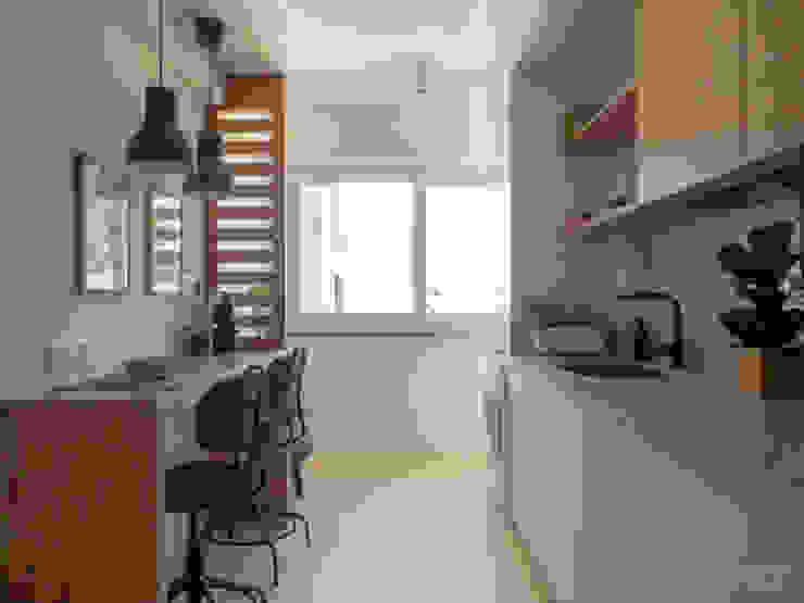 Cozinha | Depois MUDA Home Design Cozinhas escandinavas