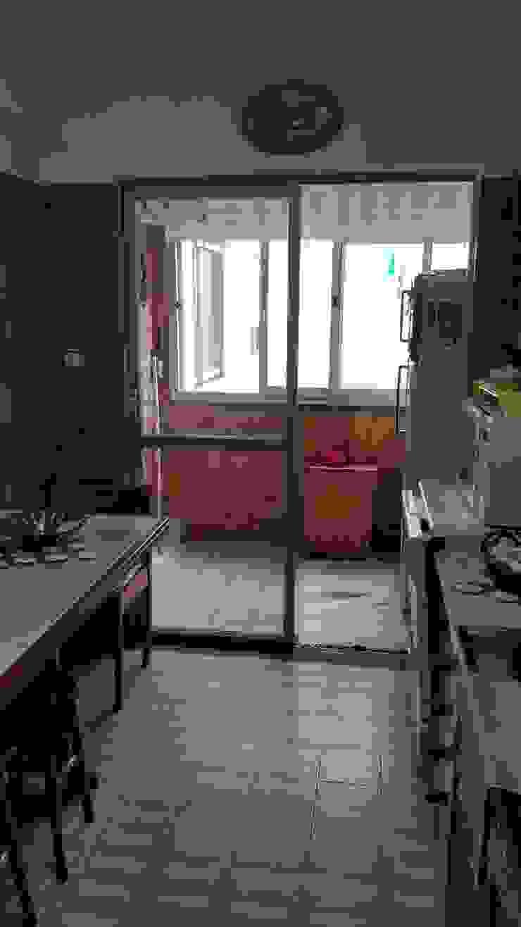 Cozinha | Antes MUDA Home Design