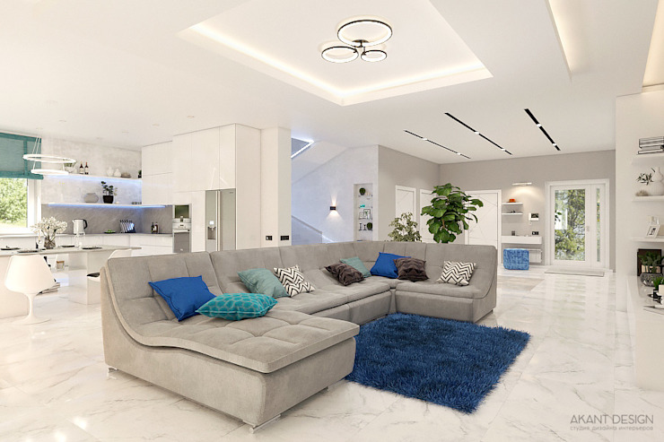 by AKANT Design Minimalist Marble