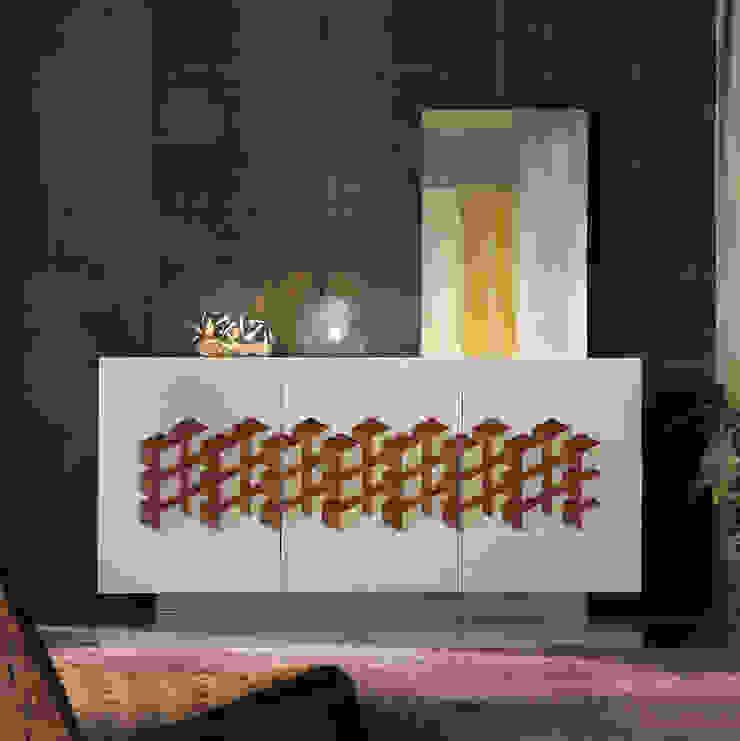Ruang Keluarga Modern Oleh Idea Stile Modern