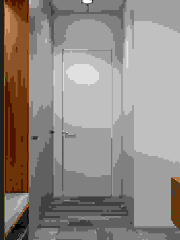 Hành lang, sảnh & cầu thang phong cách công nghiệp bởi Interior designers Pavel and Svetlana Alekseeva Công nghiệp