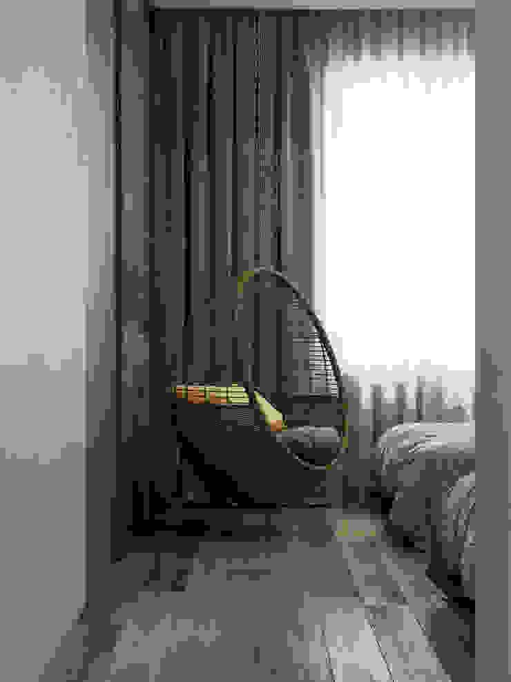Phòng trẻ em phong cách công nghiệp bởi Interior designers Pavel and Svetlana Alekseeva Công nghiệp