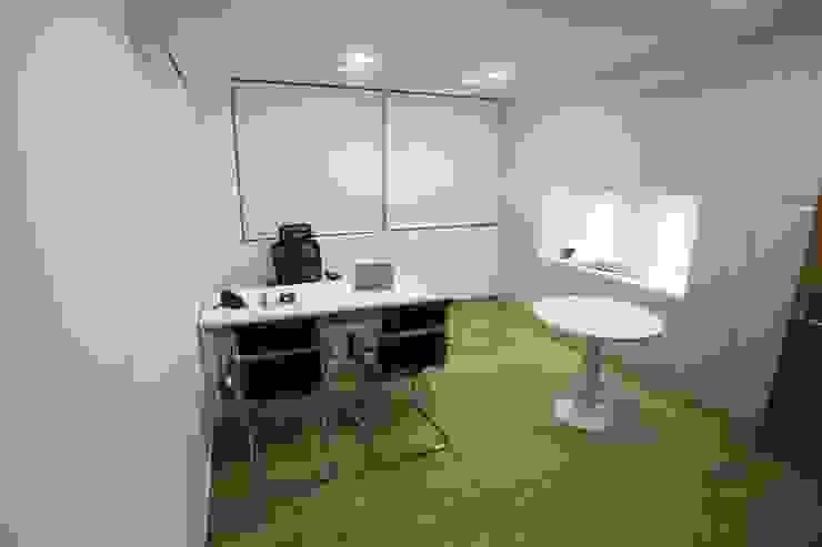 Construcción y Habilitación de Oficinas de MSC INGENIERIA SPA Clásico