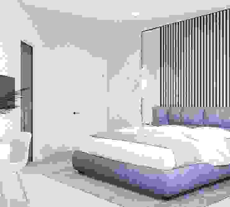 Modern style bedroom by Дизайн - Центр Modern