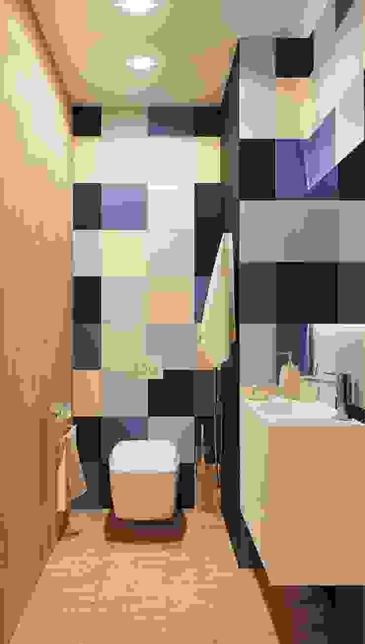 Modern style bathrooms by Дизайн - Центр Modern