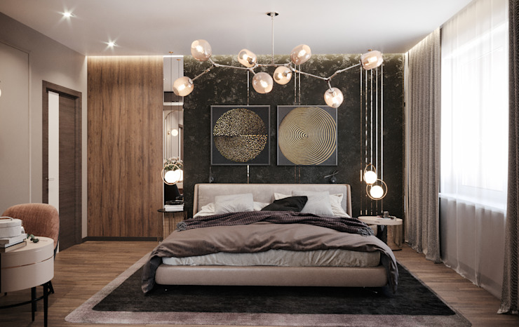 Bedroom by CGM studio, Modern