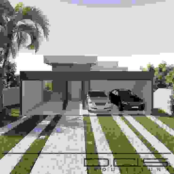 de D.O.S. Arquitetura Moderno Concreto