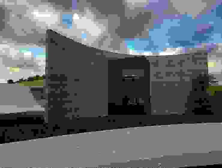 Casas modernas por CESAR MONCADA S Moderno
