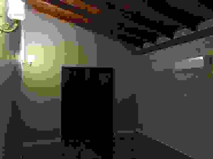 Yatak odası ASK MİMARLIK İNŞAAT Küçük Yatak Odası