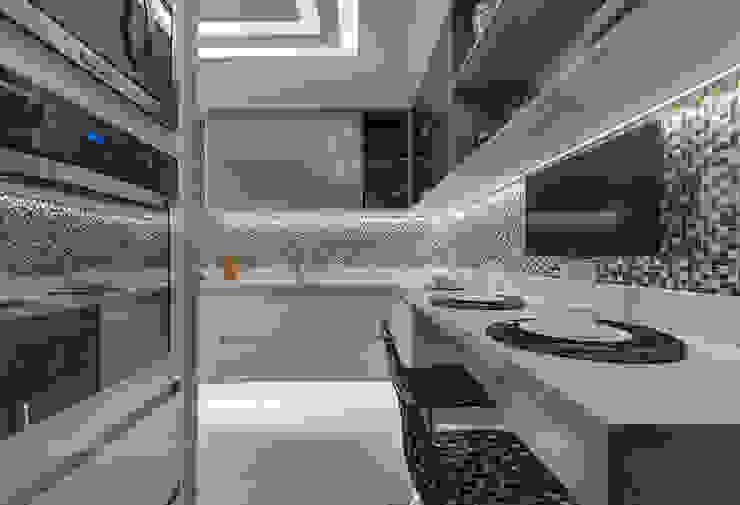 Cozinha Arquiteta Raquel de Castro Cozinhas modernas