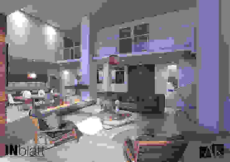Diseño Arquitectónico Vivienda Leclerc de INblatt _Arquitectura Moderno