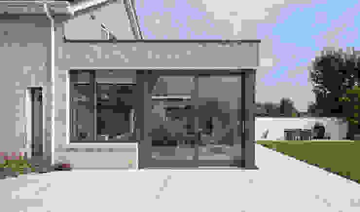 Contemporary Extension Project Photography Hackett Visuals Detached home Quartz Beige