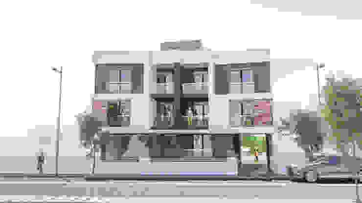 Binamızın mimari görseli Modern Evler ASK MİMARLIK İNŞAAT Modern