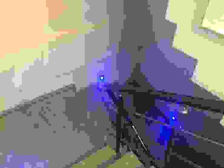Bina merdivenleri ASK MİMARLIK İNŞAAT Minimalist