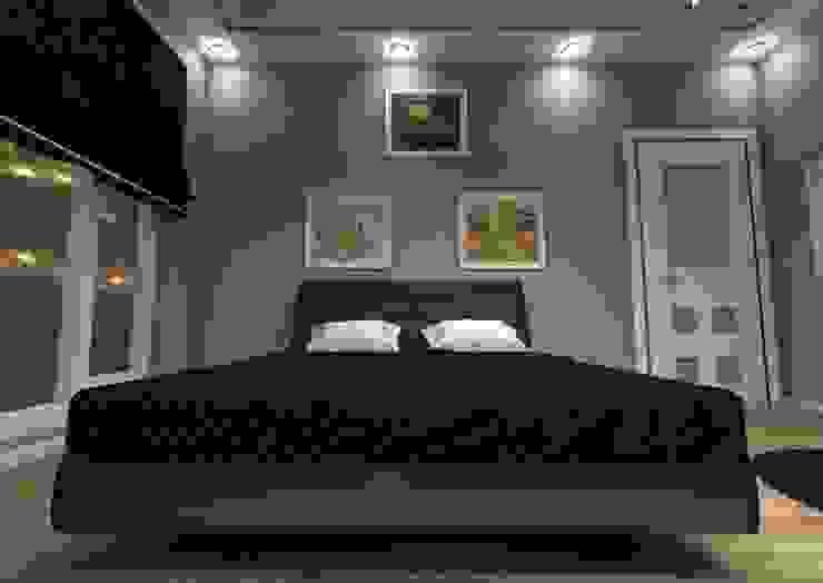 Rustic style bedroom by bilen proje Rustic