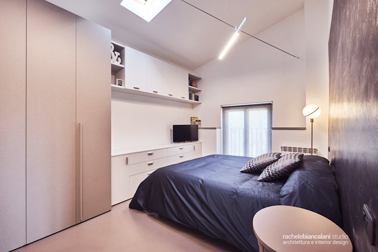 Rachele Biancalani Studio Kamar Tidur Minimalis