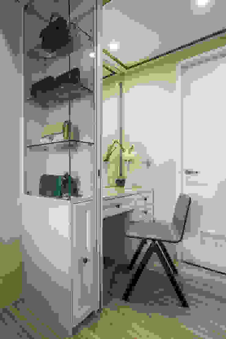 主臥化妝桌 根據 你你空間設計 現代風 塑木複合材料