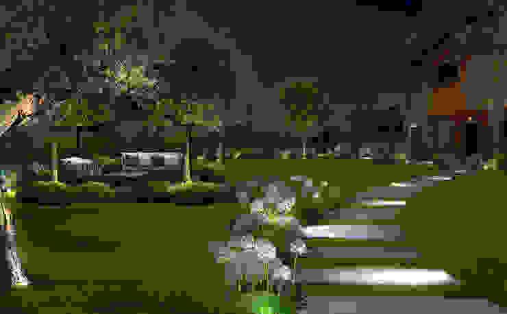 Verde Progetto - Adriana Pedrotti Garden Designer Taman Gaya Mediteran