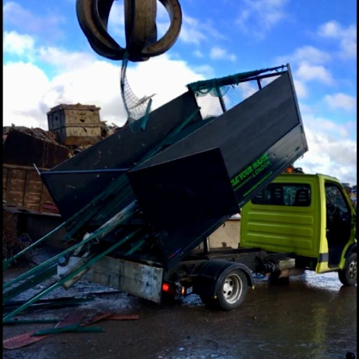 Scrap Metal Recycling Recycle your Waste London