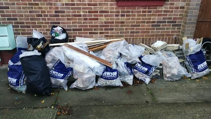 Building waste collection Recycle your Waste London