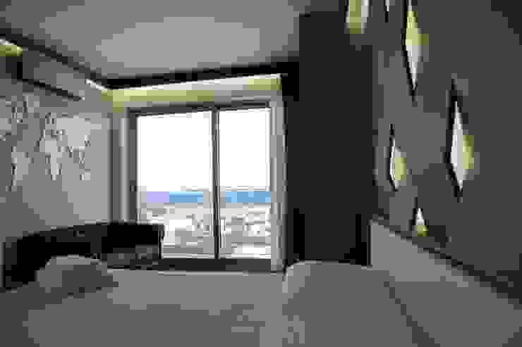Arredamento Camere per Bed And Breakfast a Milazzo Hotel moderni di PERCORSOARREDO Moderno Legno Effetto legno