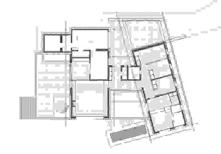 Diseño y construcción de una vivienda en la Cerdanya de SANTI VIVES ARQUITECTURA EN BARCELONA Rural
