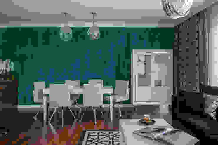 salon Nowoczesny salon od Kossakowska design Nowoczesny