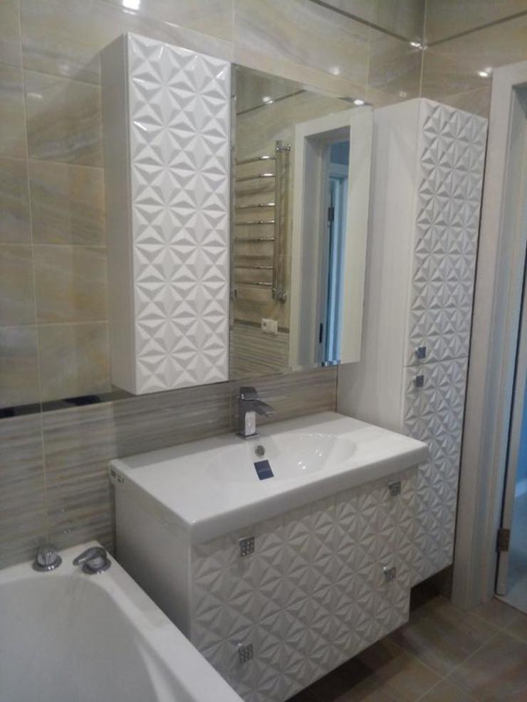 ГЕОНА. BathroomSeating White