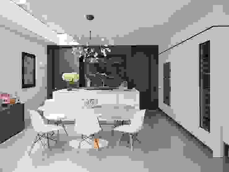 "Cocina ""El Sauce"" Interia Kitchen units Marble White"