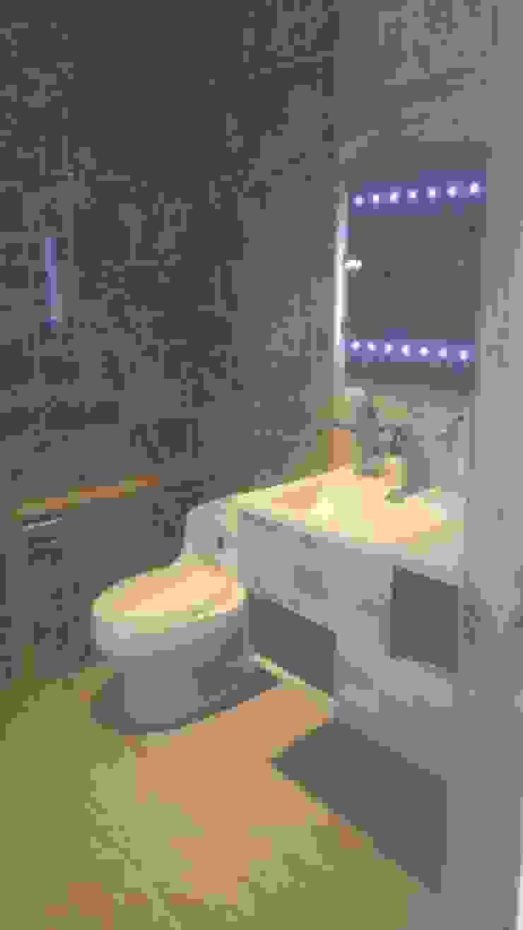 accesorios de baño de CONSTRUCCIÓN PROYECTO DESIGN S.A.S Ecléctico