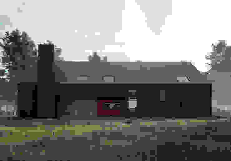 Casas modernas por Soc. Constructora Cavent Spa Moderno