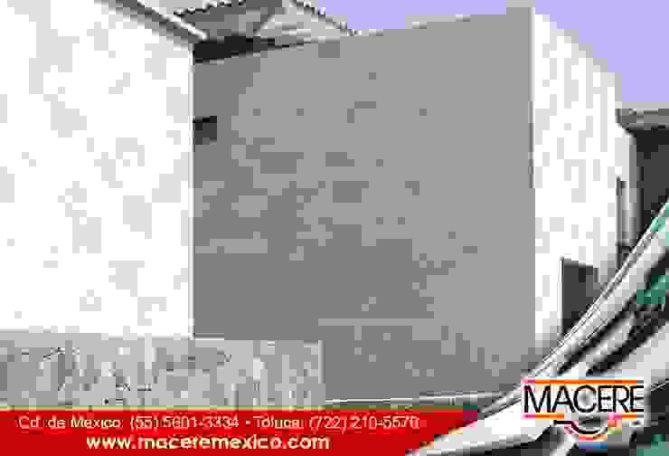 MACERE México Murs & SolsRevêtements de mur et de sol Pierre Gris