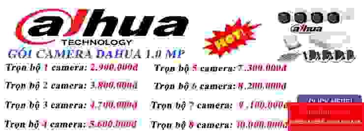 Lắp đặt camera văn phòng bởi Nguyễn Danh Luật Công nghiệp