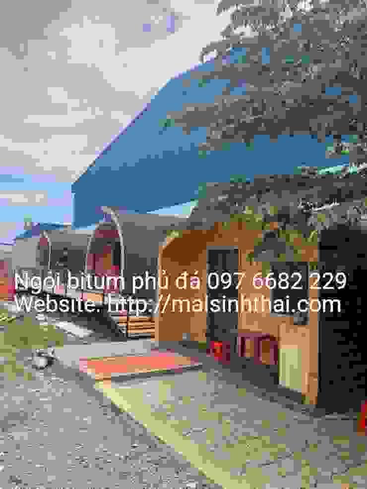 Nhà homestay, nhà bungalow bởi Công ty TNHH Xây dựng và Thương mại Việt Pháp Hiện đại Nhựa