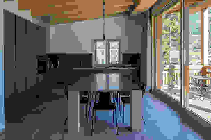 BEARprogetti - Architetto Enrico Bellotti Moderne Esszimmer