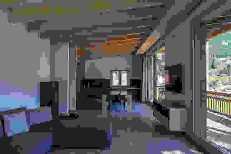 BEARprogetti - Architetto Enrico Bellotti Moderne Wohnzimmer