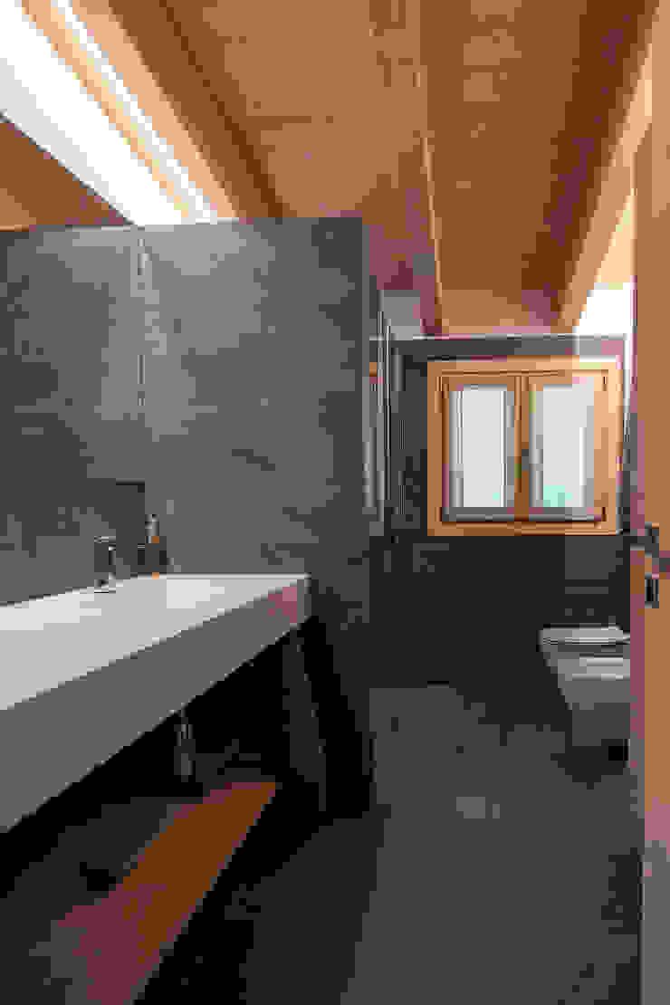 MP House BEARprogetti - Architetto Enrico Bellotti Bagno moderno