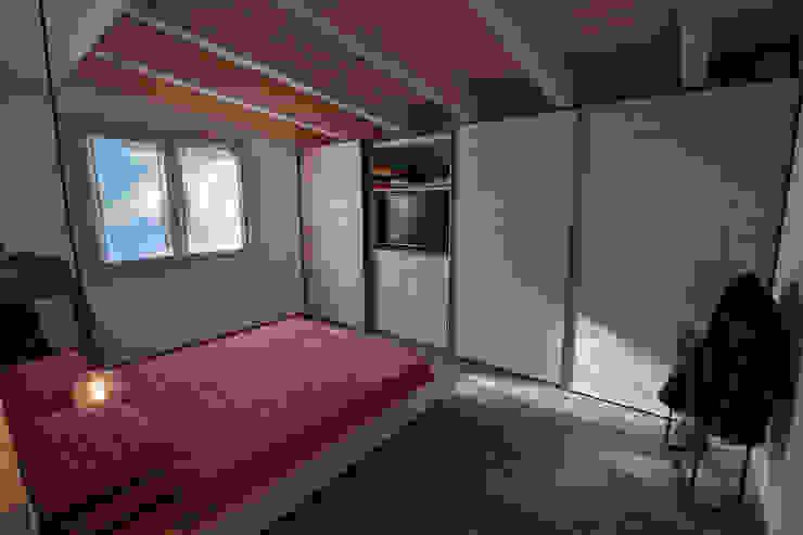 BEARprogetti - Architetto Enrico Bellotti Moderne Schlafzimmer